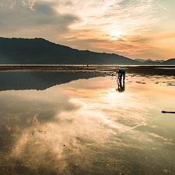 Nước và cuộc sống ở đầm phá...