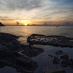 Hang Rai at dawn
