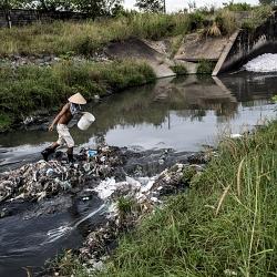 Nguồn nước ô nhiễm