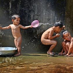 Trưa hè ở Ba Nam