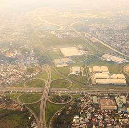 Sương mù Sài Gòn từ ô nhiễm không khí